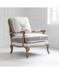 Florence Gregor Oak Chair