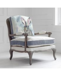 Florence Harriet Hare Stone Chair