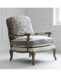 Florence Hedgerow Oak Chair