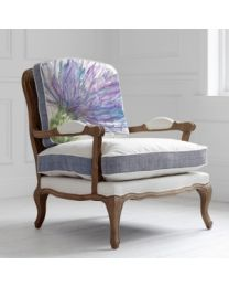 Florence Expressive Thistle Oak Chair