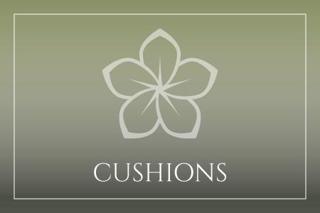 Cushions range