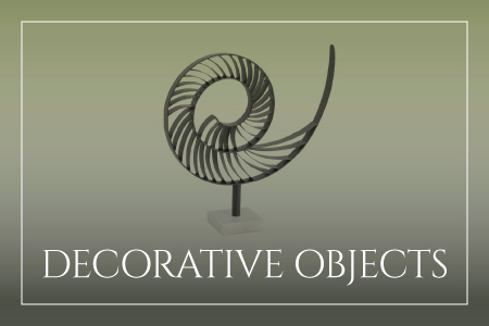 Decorative Objects range