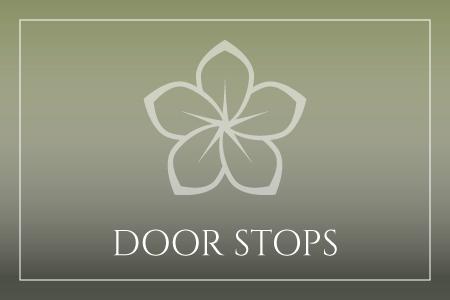 Door Stops range