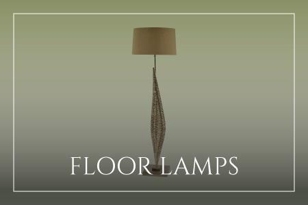 Floor Lamps range