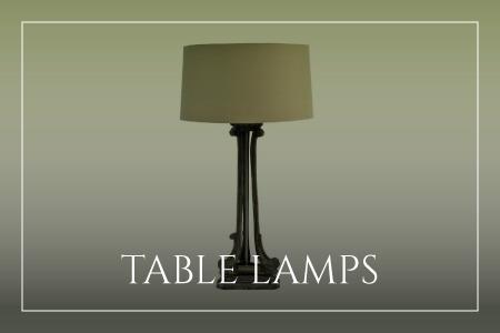 Table Lamps range